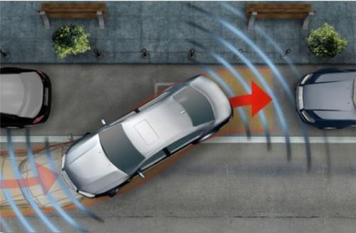 Fot. Bosch: Bosch pracuje nad systemem, który sam zaparkuje samochód.