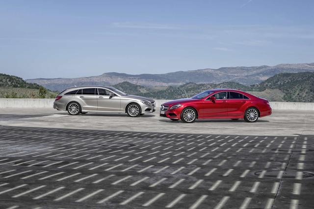 Mercedes-Benz CLS / Fot. Mercedes-Benz