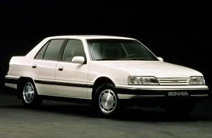 Hyundai Sonata I (1988 - 1993) Sedan