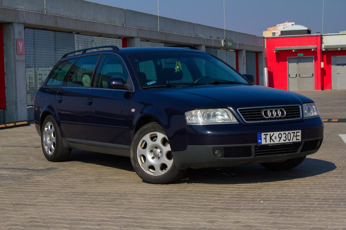 Używane Audi A6 C5 1997 2004 Video