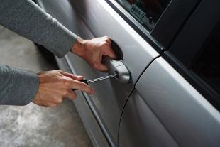 Kradzież auta. Złodzieje mają nowy cel