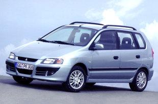 Mitsubishi Space Star I (1999 - 2006) MPV