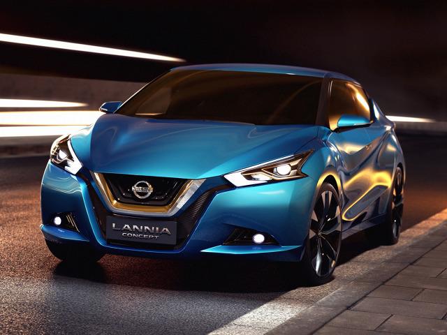 zdjęcie Nissan Lannia