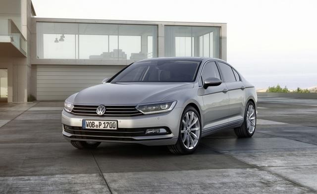 Volkswagen Passat 2015 / Fot. Volkswagen