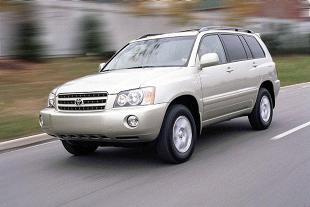Toyota Highlander I (2000 - 2007) SUV