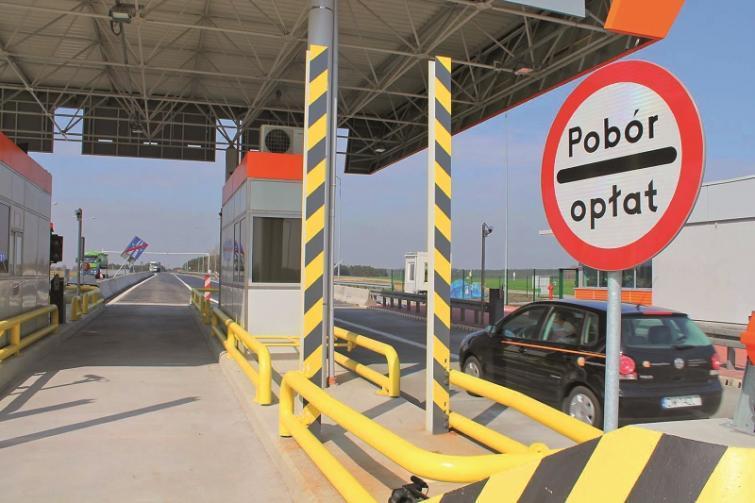 Opłaty za autostrady w dół o połowę - do 10 groszy za kilometr