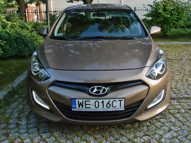 Hyundai i30, Fot: Przemysław Pepla