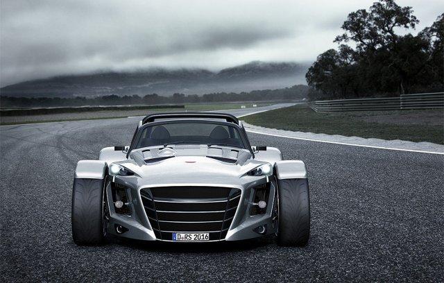 Donkervoort D8 GTO RS   Ceny auta rozpoczynają się od od 151 173 euro, a powstanie go tylko 40 egzemplarzy.   Fot. Donkervoort