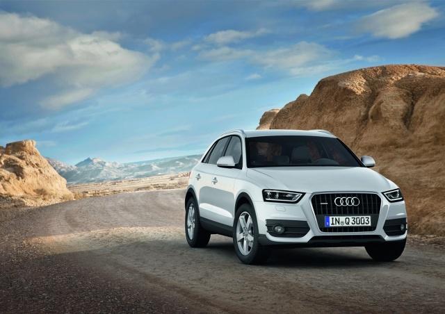 Audi Q3, Fot: Audi
