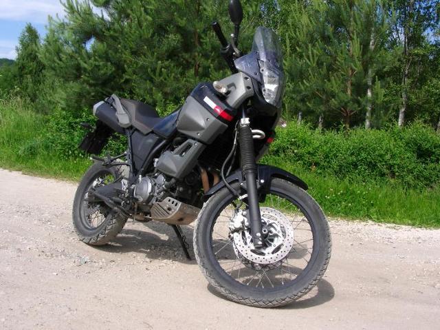 Testujemy: Yamaha XT660Z Tenere - w podróż dookoła świata?