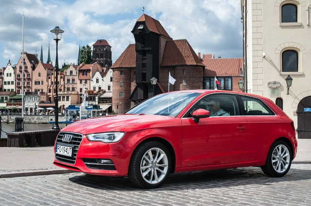Audi A3, Fot: Audi