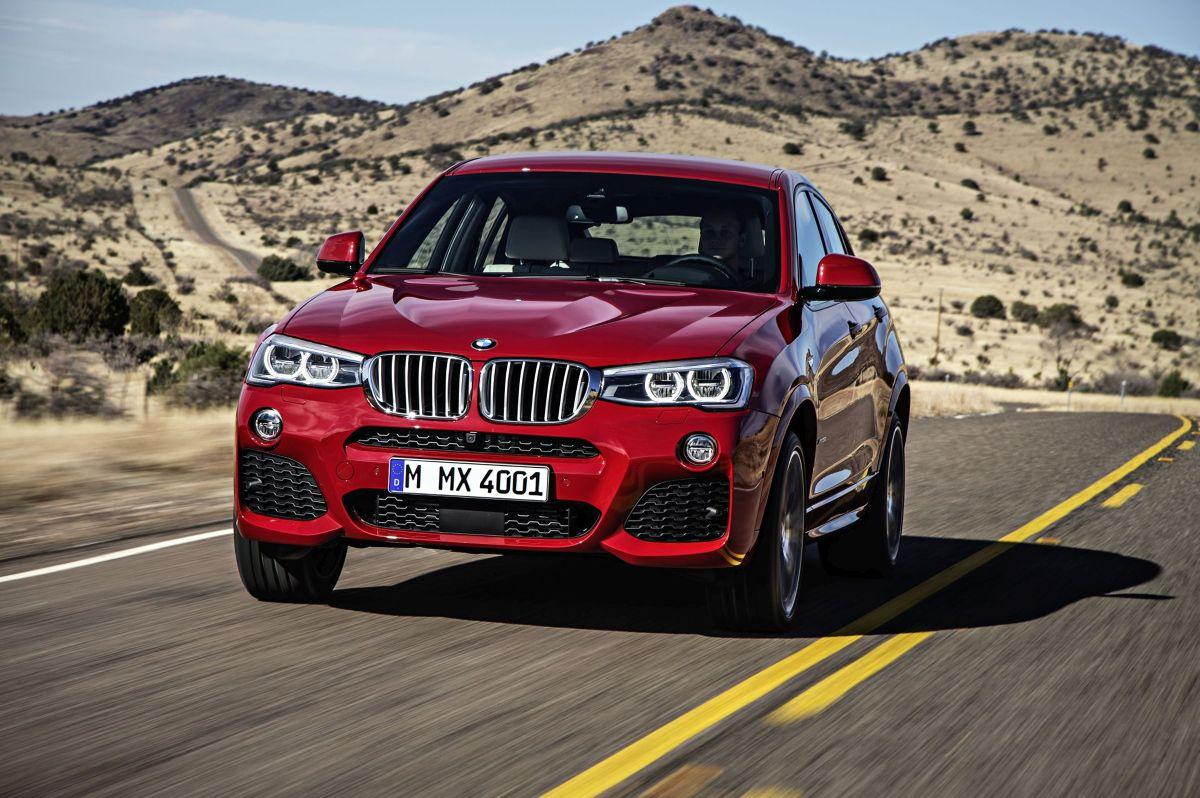 BMW X4, Fot: BMW