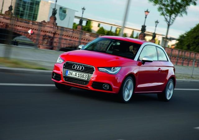 zdjęcie Audi A1