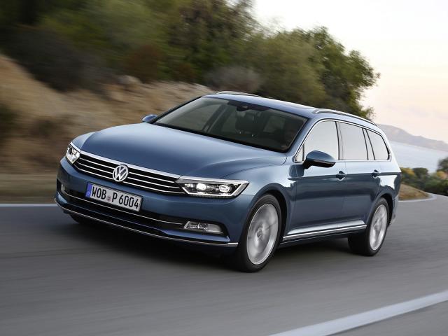 zdjęcie Volkswagen Passat