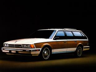 Buick Century V (1982 - 1996) Kombi