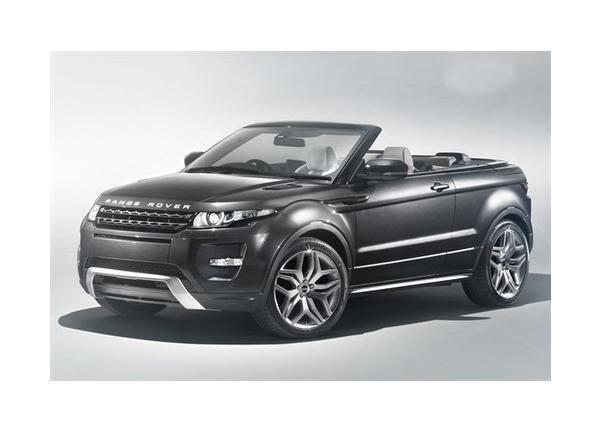 range rover evoque r wnie jako kabriolet. Black Bedroom Furniture Sets. Home Design Ideas