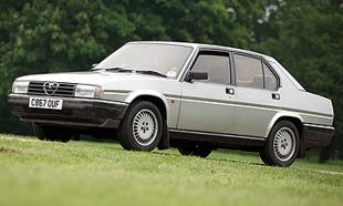 Alfa Romeo 90 (1984 - 1987) Sedan