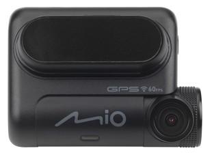 Wideorejestrator Mio MiVue 846. Baza odcinkowego pomiaru prędkości, dwa tryby parkingowe i nagrywanie w szybkości 60FPS