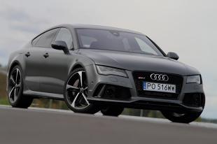 Audi RS7 (2013 - teraz) Coupe
