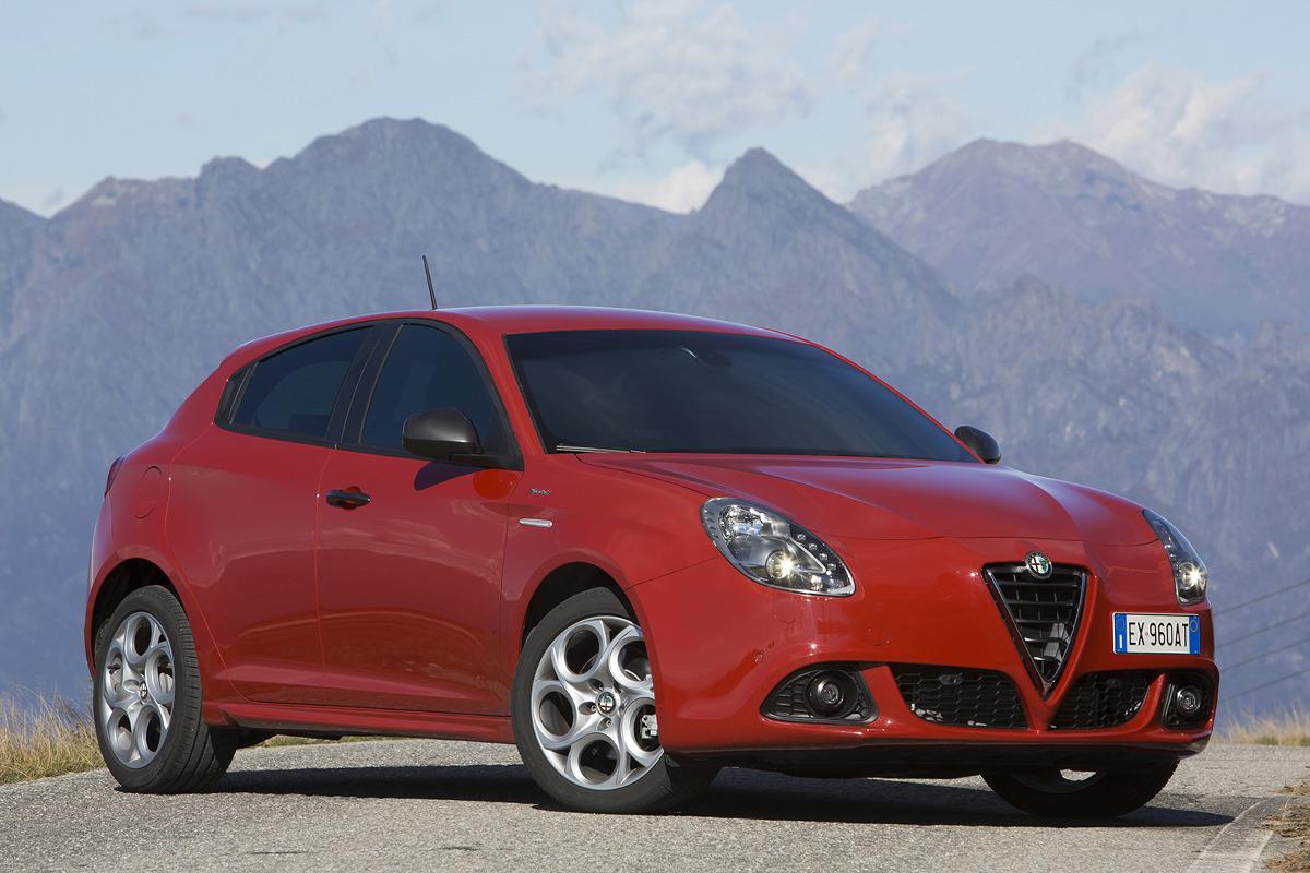 Alfa Romeo Giulietta / Fot. Alfa Romeo