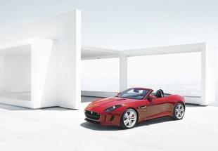 Jaguar F-type (2013 - teraz) Roadster