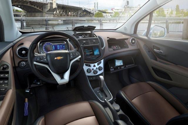 zdjęcie Chevrolet Trax