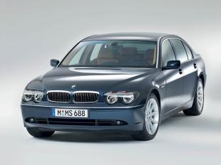 BMW SERIA 7 IV (E65/E66) (2001 - 2008) Sedan [E65 / E66]