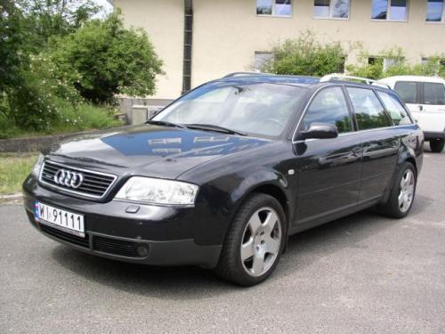 Auto Sim Audi A6 To Auta Klasy Wyższej średniej Jak Na