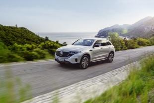 Mercedes-Benz EQC. Ile kosztuje SUV na prąd?