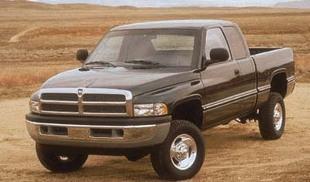 Dodge RAM II (1994 - 2002) Pickup