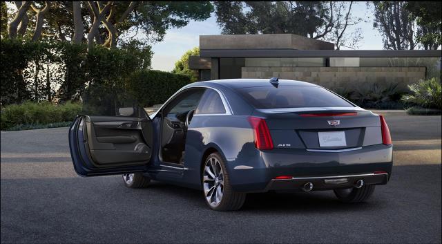 zdjęcie Cadillac ATS Coupe